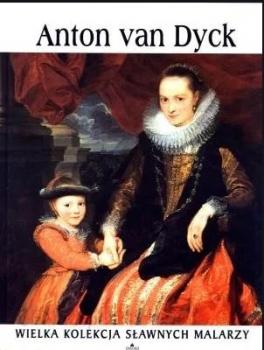 Anton van Dyck. Wielka kolekcja sławnych malarzy, tom 7 płyta DVD