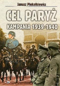 Cel paryż kampania 1939-1940