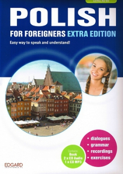 Polish for foreigners. Extra edition 3 CD