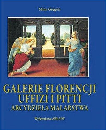 Galerie Florencji Uffizi i Pitti. Bez Etui
