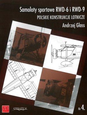 Samoloty sportowe RWD6 i RWD9. Polskie konstrukcje lotnicze