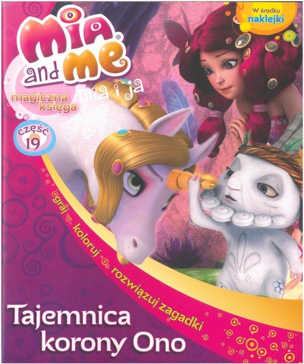 Mia and Me 19. Tajemnica korony Ono