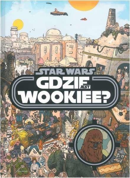 Szukaj i znajdź. Star Wars Gdzie jest Wookiee?