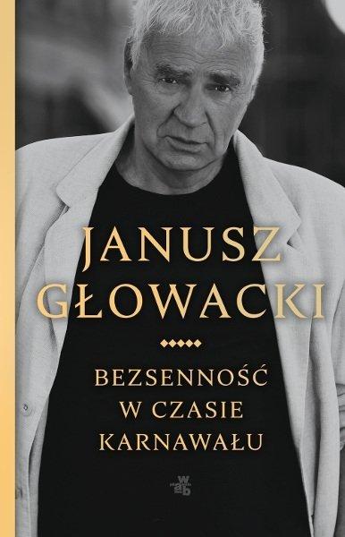 """""""Bezsenność w czasie karnawału"""" Janusz Głowacki"""
