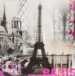 Obraz PARIS 1 60X60