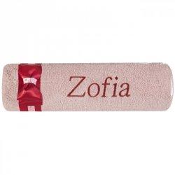Ręcznik ZOFIA 50X90 Róż