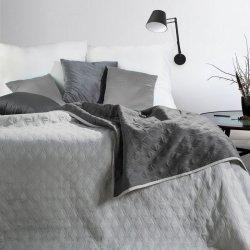 Narzuta VIKI  Design 91 220X240 Stal/Srebrny