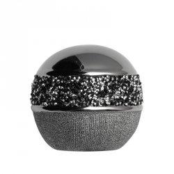 Kula dekoracyjna SISSY1 10X10X9 Srebrny