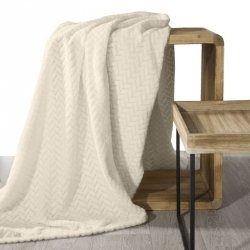 Koc Narzuta CINDY 170X210 Beżowy-Design 91