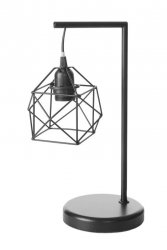 ERIC Lampa Stojąca  01 15X40 Czarny
