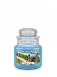 Country Candle - Country Love - Mały słoik (104g)