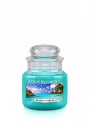Country Candle -Tropical Waters - Mały słoik (104g)