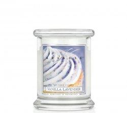 Kringle Candle - Vanilla Lavender - mini, klasyczny słoik (128g)
