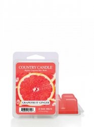 Country Candle - Grapefruit Ginger - Wosk zapachowy potpourri (64g)