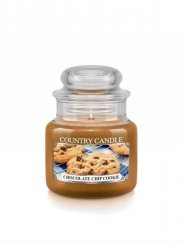 Country Candle - Chocolate Chip Cookie -  Mały słoik (104g)