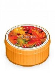 Kringle Candle - Leaves - Świeczka zapachowa - Daylight (35g)