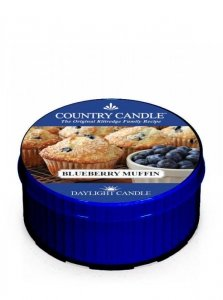 Country Candle - Blueberry Muffin - Daylight (35g)