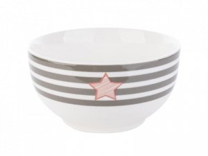 SALATERKA STRIPED STARS 13CM