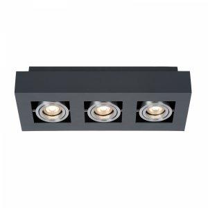 Lampa Casemiro - IT8002S3-BK/AL - Italux