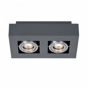 Lampa Casemiro - IT8002S2-BK/AL - Italux