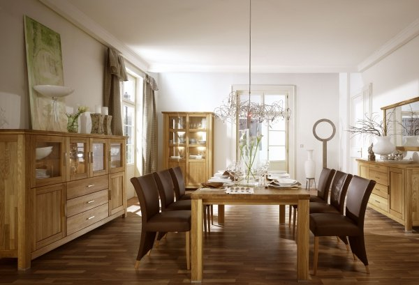 Stół dębowy 160x90 typ 60 Porto - Dekort