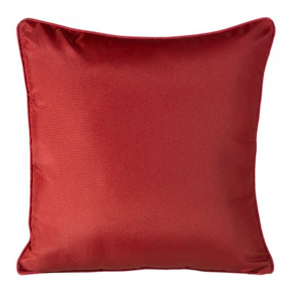 Poszewka Dekoracyjna ANTYD Czerwona 50X50 Eurofirany