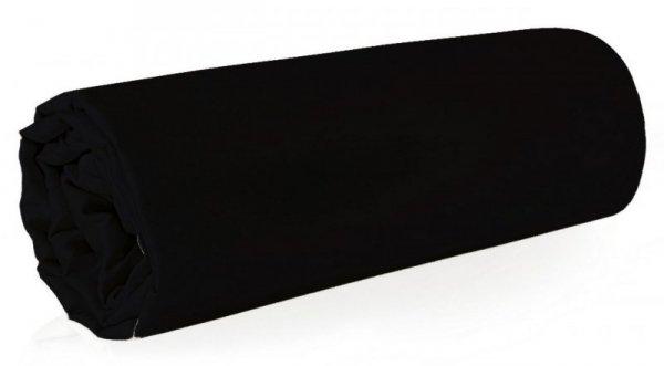 Prześcieradło NOVA 220X210 Czarne Eurofirany