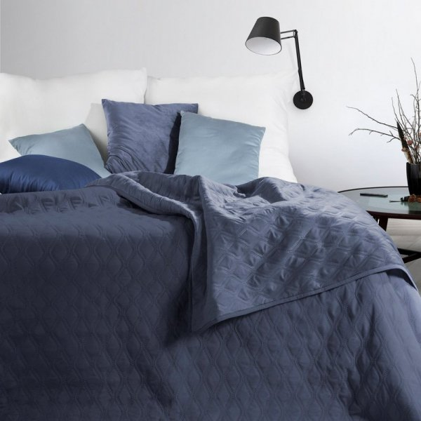 Narzuta VIKI  Design 91  170X210 Granat