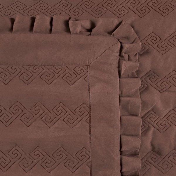 Narzuta PAMELA 170X210 Ceglana Eurofirany