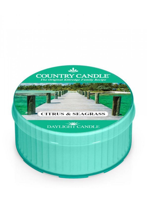 Country Candle - Citrus & Seagrass - Daylight (35g)