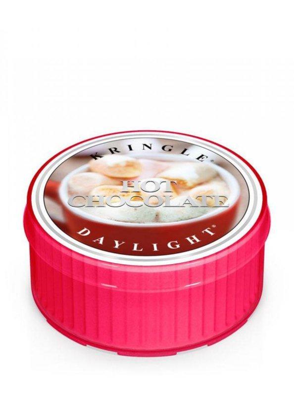 Kringle Candle - Hot Chocolate - Świeczka zapachowa - Daylight (35g)