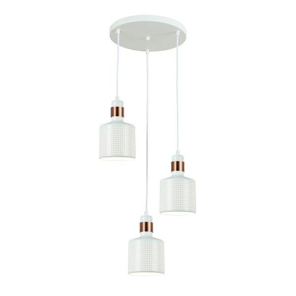Lampa Restenza - PND-2439-3-WH - Italux