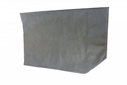 Pokrowiec na łóżko składane LUXOR 200x90- CIEMNY