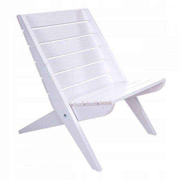 Fotel drewniany EcoFurn Granny Sosna Natural