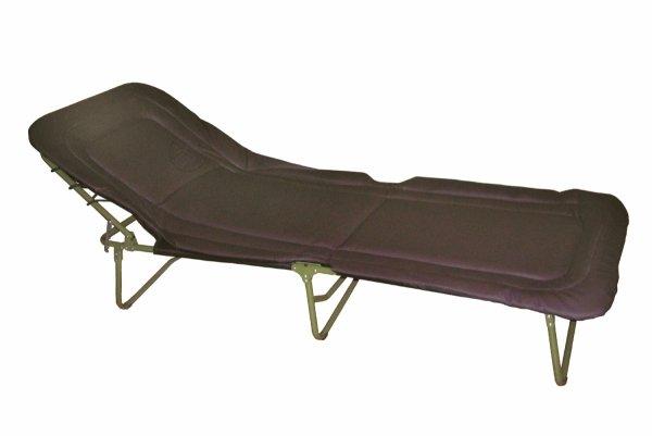 Łóżko polowe, składane, typ wojskowy WP5-2 z tkaniny skóropodobnej, zmywalnej
