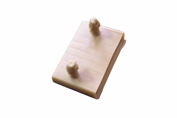 Element mocujący do deski 5cm szerokości