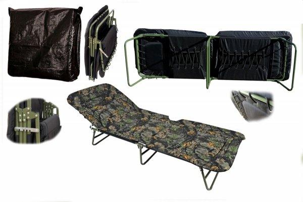 Łóżko polowe wojskowe WP-5 liście