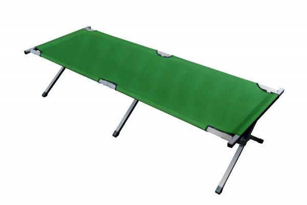 Łóżko składane kanadyjka zielona