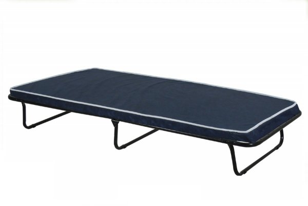 składane łóżko Rodos z materacem