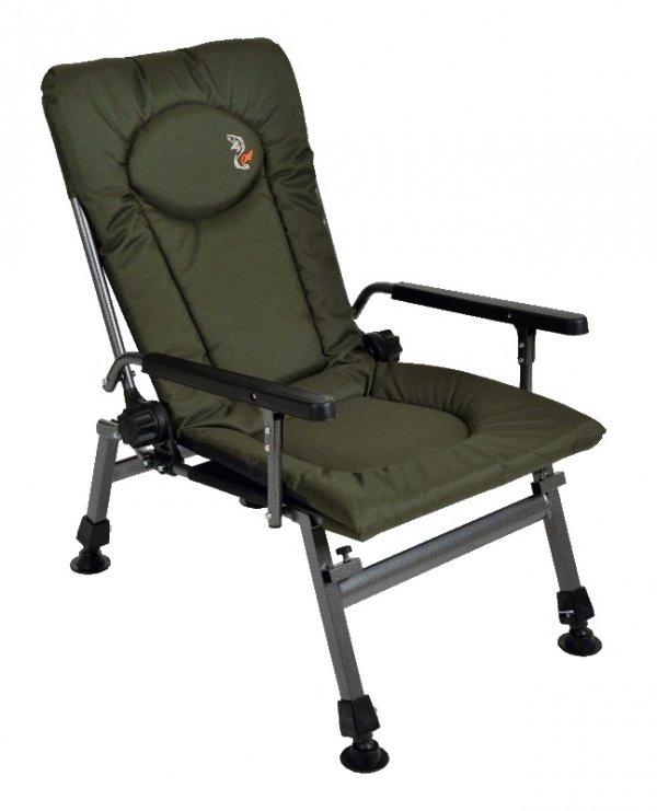 Fotel wędkarski CARP F5R STP