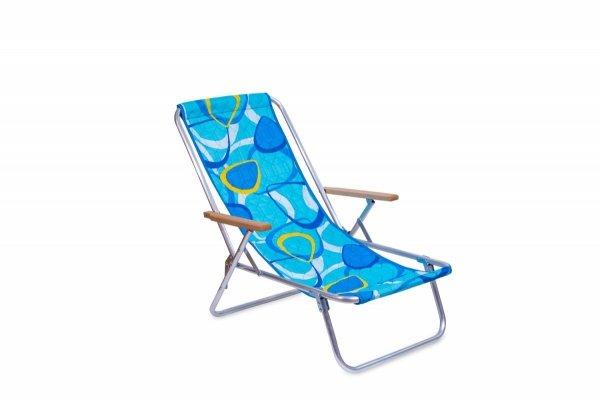 leżak plażowy magda w oczka