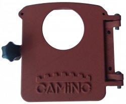 KWD Camino 3 - Kompletne drzwiczki popielnikowe przeznaczone do montażu palnika na pellet.