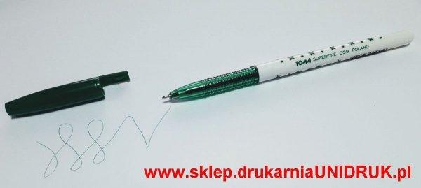 Długopis zielony Toma