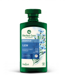 FARMONA Herbal Care Szampon Lniany 330 ml