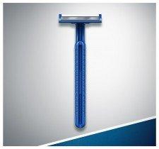 GILLETTE BLUE II Plus Slalom Jednorazowe Maszynki Do Golenia 5szt