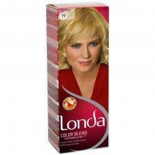 LONDA Color Cream Farba Do Włosów Nr 19 Platynowy Blond