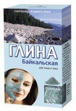 Fitocosmetics Glinka bajkałska błękitna odmładzająca 100g