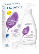 Lactacyd Comfort Emulsja Do Higieny Intymnej 200ml