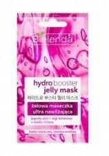 Bielenda Hydro Booster Jelly Mask Maseczka Ultra Nawilżająca Do Każdego Rodzaju Cery 8g (Data ważności 03/21)