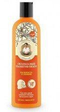 Kolorowa Babcia Agafia Balsam do włosów rokitnikowy objętość i puszystość 280 ml